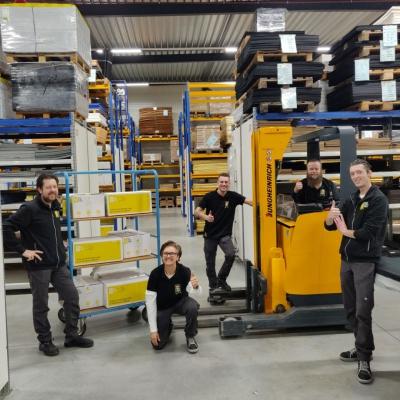 Vacature Teamleider Logistiek