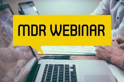 MDR webinar