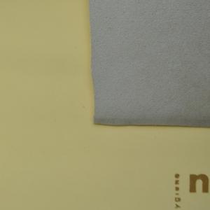 Astro med 10 bekleed met edelvlies beige