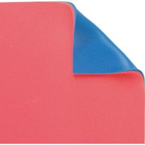 Dyafoam bekleed met blauwe Lavero Pilastra