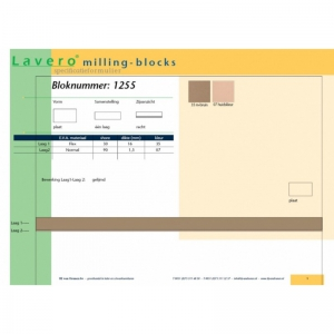 Milling-block 1255