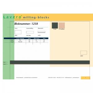 Milling-block 1258
