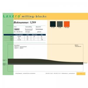 Milling-block 1299