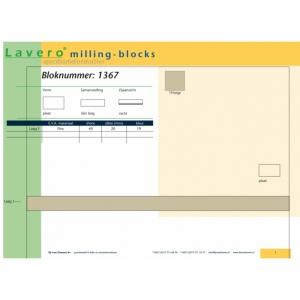 Milling-block 1367
