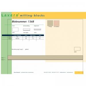 Milling-block 1368