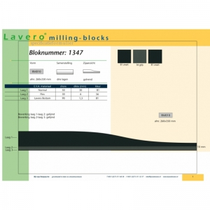 Milling-block 1347
