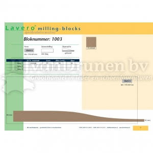 Milling-block 1003