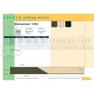 Milling-block 1006