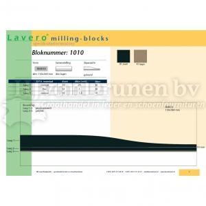 Milling-block 1010