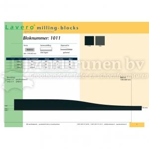 Milling-block 1011