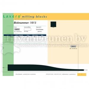 Milling-block 1013