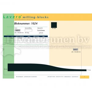 Milling-block 1024