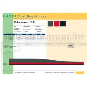 Milling-block 1033