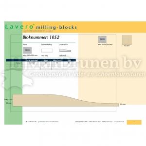 Milling-block 1052