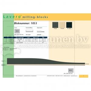 Milling-block 1053