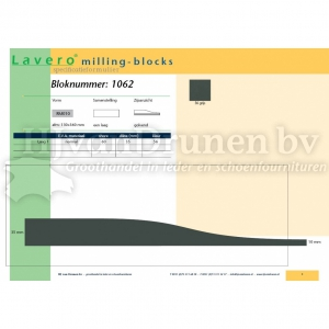 Milling-block 1062