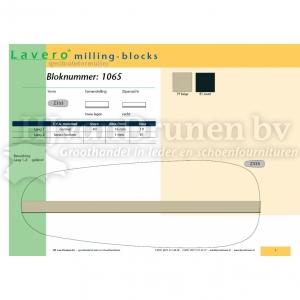 Milling-block 1065