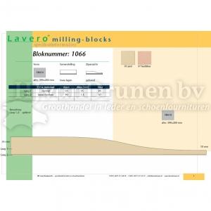 Milling-block 1066