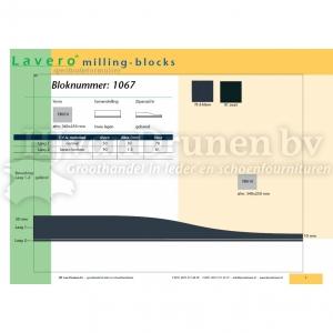 Milling-block 1067