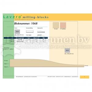 Milling-block 1068