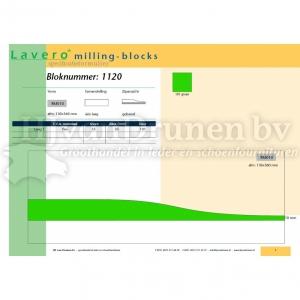 Milling-block 1120
