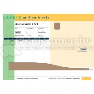 Milling-block 1121