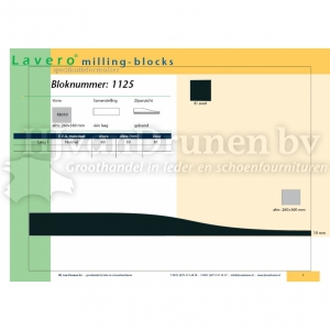 Milling-block 1125