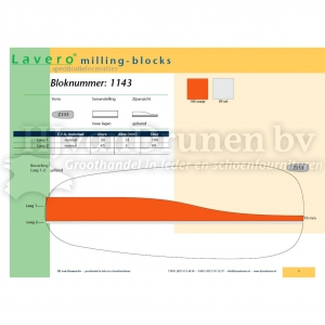Milling-block 1143