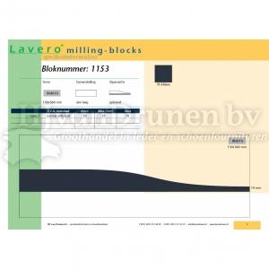 Milling-block 1153