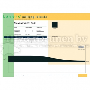 Milling-block 1181