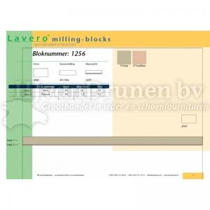 Milling-block 1256