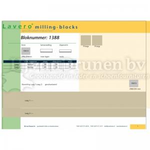 Milling-block 1388