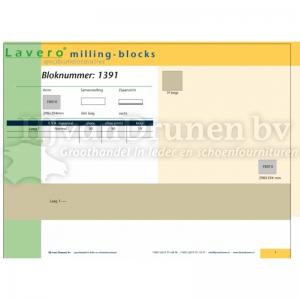 Milling-block 1391
