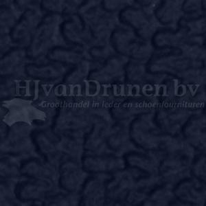 E.V.A. Lavero crepe - 78 d-blauw