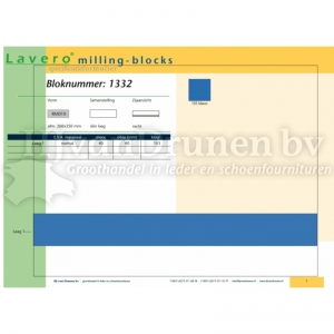 Milling-block 1332