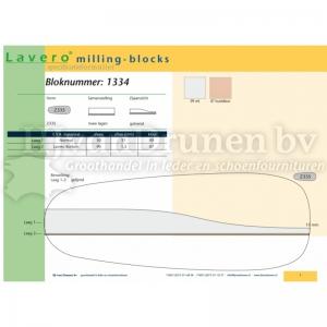 Milling-block 1334