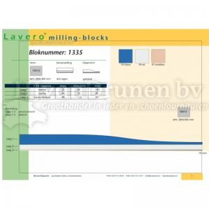 Milling-block 1335