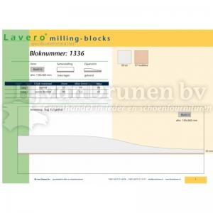 Milling-block 1336