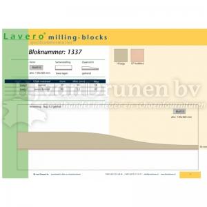 Milling-block 1337