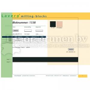 Milling-block 1338