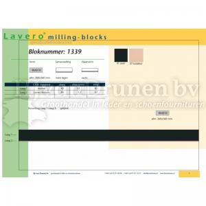 Milling-block 1339