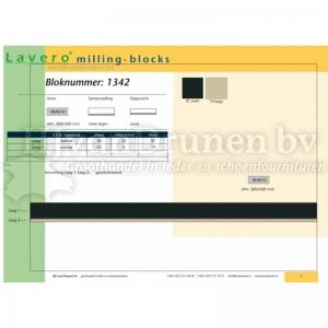Milling-block 1342