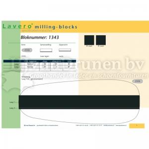 Milling-block 1343