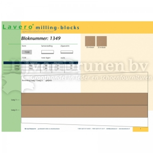 Milling-block 1349