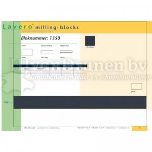 Milling-block 1350