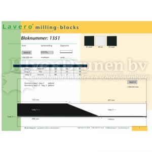 Milling-block 1351