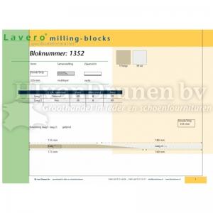 Milling-block 1352