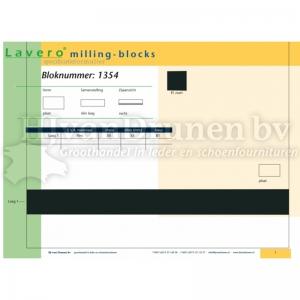 Milling-block 1354