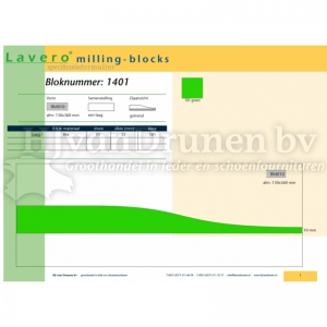 Milling-block 1401