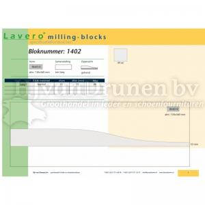 Milling-block 1402